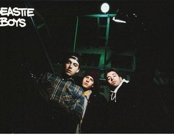 Beastie Boys 1993  Rare Poster