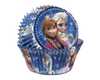 Frozen Cupcake Liner/Cupcake Liner/Frozen Birthday Cupcake Liners/Frozen