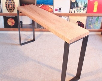 Figured Maple Table