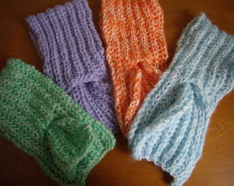 Sliding scarf for kids