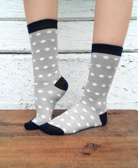 Polka Dot Socks-Fun, Casual or Dress Socks