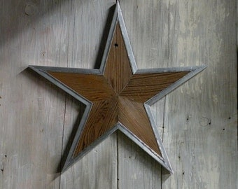 Wooden Star Wall Decor etsy :: your place to buy and sell all things handmade