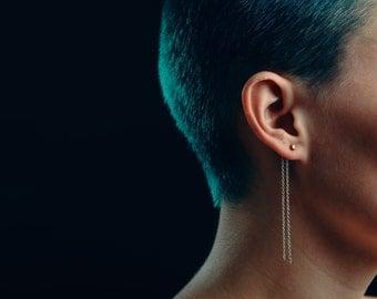 Swallow Tail Earring