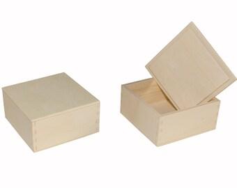 100 10-10-4 cm wood boxes, fashion designer, jewelry boxes, customizable
