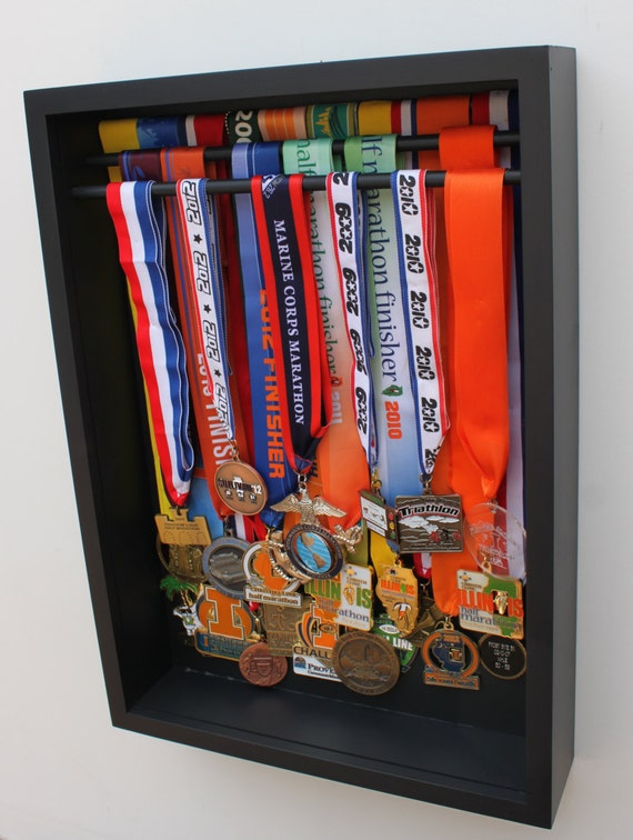 https://www.etsy.com/listing/205995930/running-medal-display