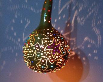 Calabash Gourd Lamp