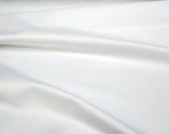 Fabric pure cotton white 3.0 meter wide excess width bed sheet