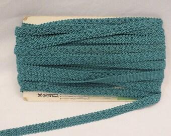 Vintage Green Braid