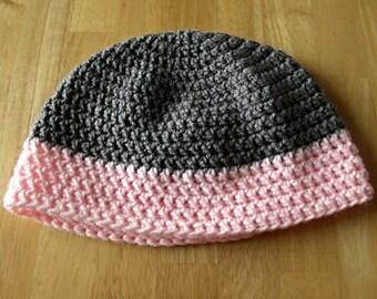 Crochet hat for girl , winter hat , girl beanie
