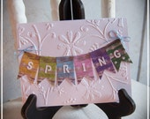 Spring Cards,  Easter, Shabby Chic