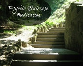 Psychic Staircase Guided Meditaiton