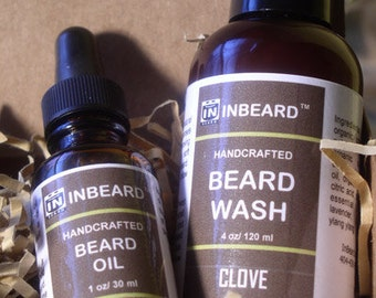 beard kit beard oil wash combo beard grooming set wild. Black Bedroom Furniture Sets. Home Design Ideas