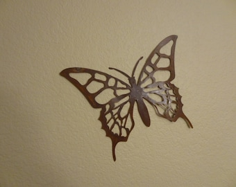 Natural Rustic Butterfly