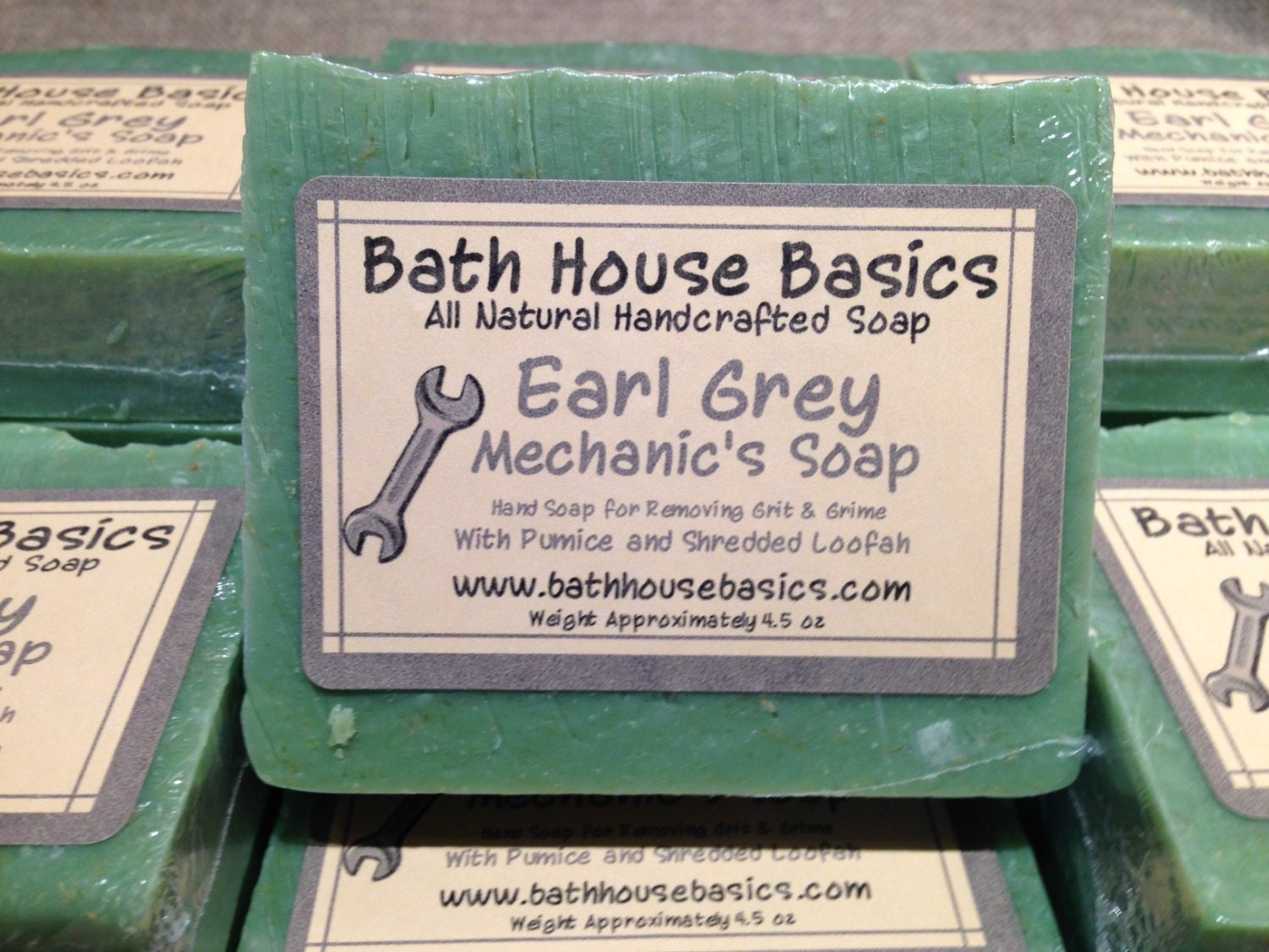 Earl Grey Mechanic S Handcrafted Hand Soap