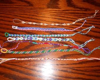 Braided Bracelet Grab Bag
