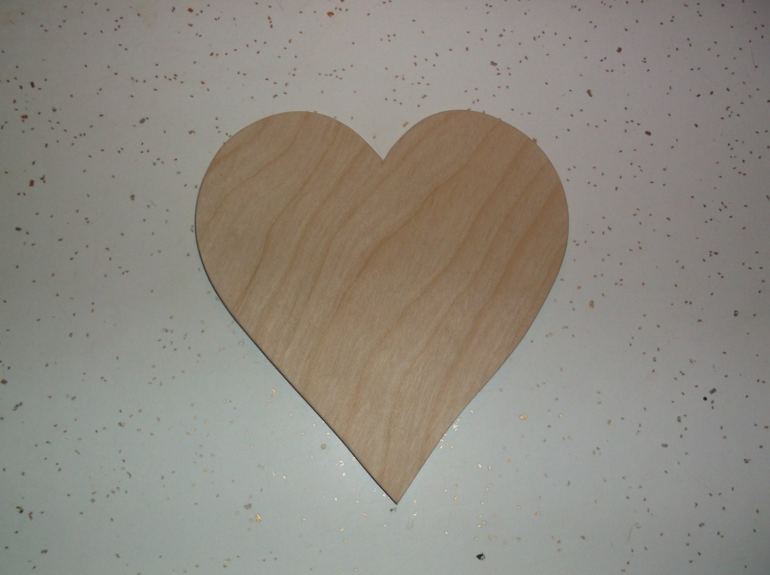 Unfinished wooden heart wood hearts craft supplies heart for Wooden hearts for crafts