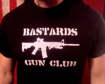 Gun Club Shirt Etsy