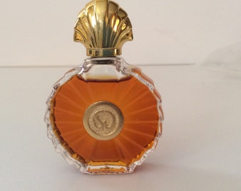 "Perfume mini ""St.John"" by Marie Grey. Larger mini, 2 1/2 by 1 1/2 inches"