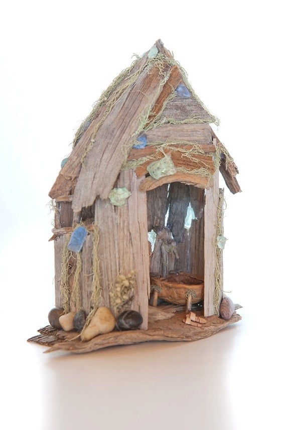 Beach Fairy Bath House
