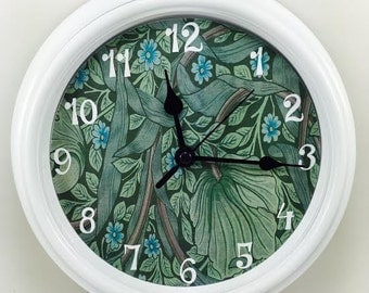 Decorator BOTANICAL Wall Clock