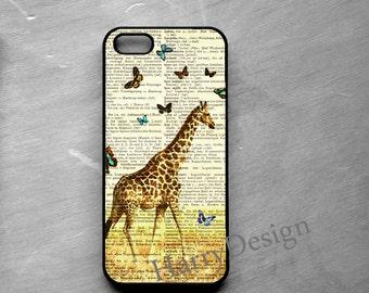 Giraffe iPhone case, iPhone 4 / 4s / 5 / 5s /5c, iPhone 6 / 6 Plus case, Samsung Galaxy S3 / S4 / S5 case, Note 2, Note 3, Note 4 case