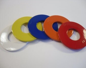Washer Toss Pitching Washers