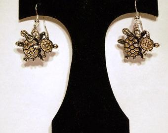 Earrings Turtles ER16