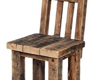 Reliable Throne Chair made of solid Oak by UrbanBarnhausDesign