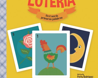 Loteria : First Words/Primeras Palabras