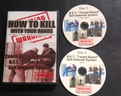 "Self Defense DVD 2-Disc Set featuring Coach David Alexander's B.E.T. ""Target Based"" Self Defense System"