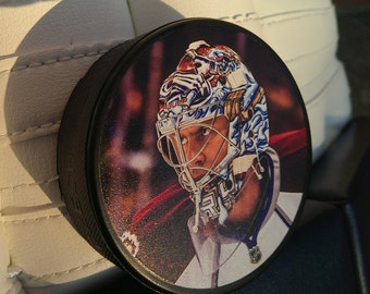 High Definition Personal Printed Puck