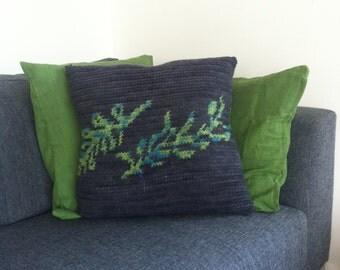 A Cushion Cover for a 50cm Throw Pillow