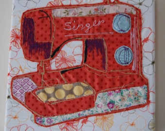HALF PRICE Free machine embroidery Singer sewing machine
