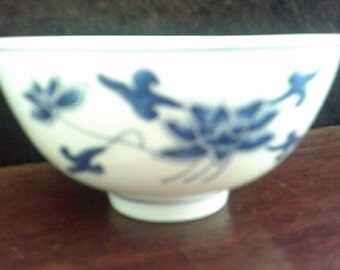 Rice Bowl Mandarin China Taiwan