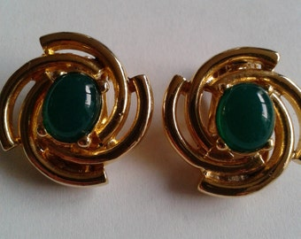 Vintage Paolo Gucci Earrings