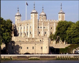 24x36 Poster; Tower Of London