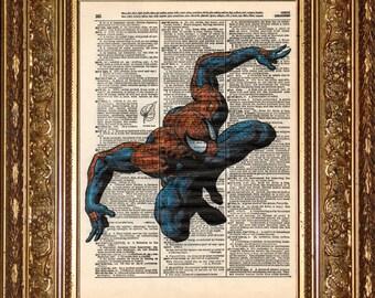 The Amazing Spider-Man Print