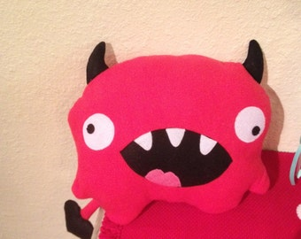 Plush Love Monster