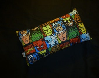 MARVEL Comics Travel/Decorative Pillow.... It's so soft!