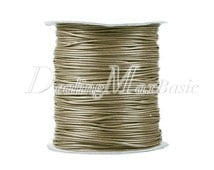 1 Roll/170m Army Green Polyester Cord Wire Thread String Jewelry Making New  TC0113-10