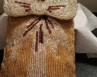 Vintage Beaded Neiman Marcus purse
