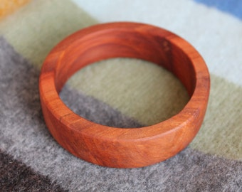 Hand Turned Wood Bangle