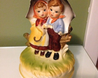 Hummel musical figurine