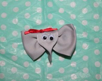 Elephant Ribbon Sculpture Bow
