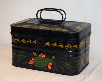 Antique Lunch Box