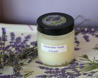 Lavender Foot Cream
