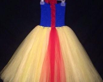 Snowwhite Tutu Dress