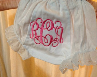 Adorable customizeable diaper cover!