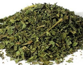 Lemon Balm Leaf (c/s, Organically Grown)