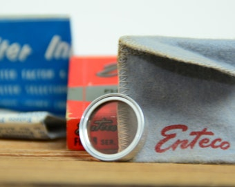 Enteco Photographic Fliter, Vintage Camera Filter, Type A (85)
